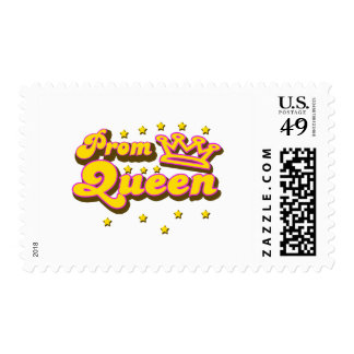 Prom Queen Postage