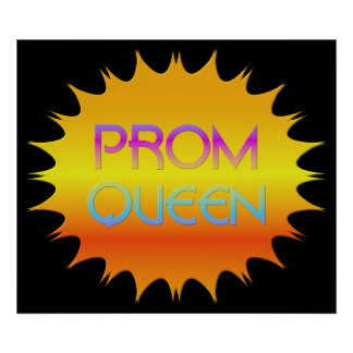 Prom Queen Poster