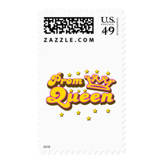 Prom Queen Stamps