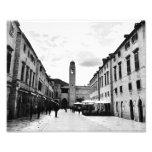 """""""promenade"""" de Dubrovnik Fotografías"""