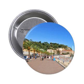 Promenade des Anglais Button