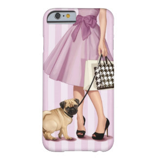 """promenade"" elegante funda para iPhone 6 barely there"