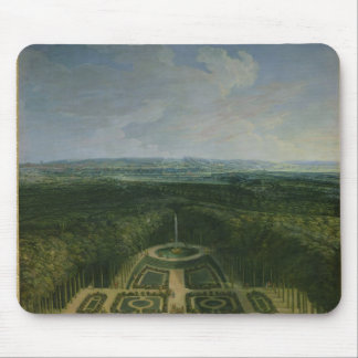 Promenade Louis XIV  in Gardens the Grand Mouse Pad