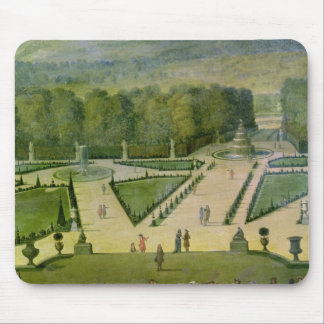 Promenade of Louis XIV by the Parterre du Nord Mouse Pad