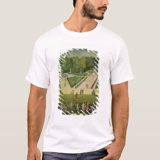 Promenade of Louis XIV by the Parterre du Nord T-Shirt