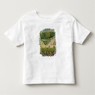 Promenade of Louis XIV by the Parterre du Nord Toddler T-shirt
