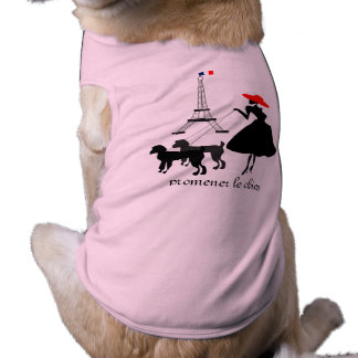 Promenade with Dogs Shirt