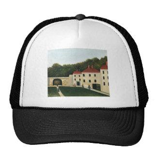 Promeneurs dans un Parc by Henri Rousseau Trucker Hat