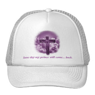 Promesa cristiana de Pascua Gorros Bordados