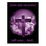 Promesa cristiana de Pascua Postal