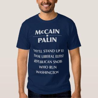 Promesas republicanas de la campaña poleras
