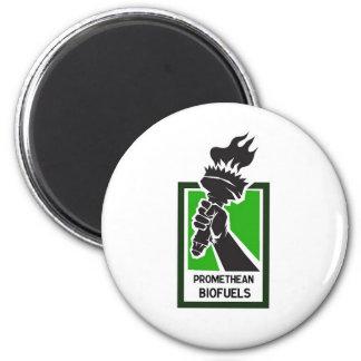 Promethean Biofuels products Fridge Magnets