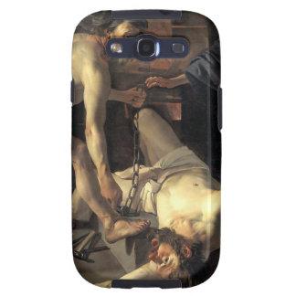 Prometheus Being Chained, by Dirck van Baburen Galaxy S3 Cover