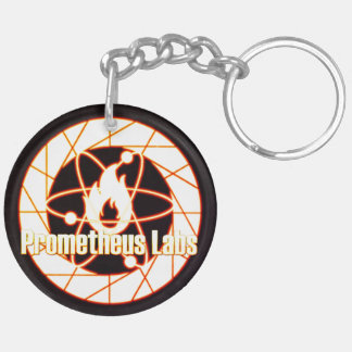 Prometheus Lab's keyholder [SCP Foundation] Keychain