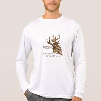 Prometheus: Scientifc Death of a Tree T Shirt