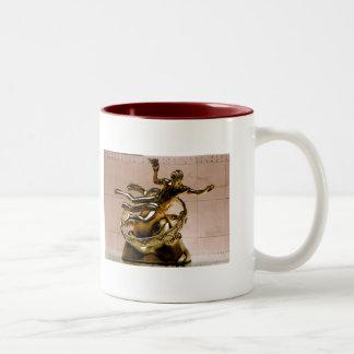 Prometheus Two-Tone Coffee Mug
