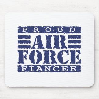 Prometido de la fuerza aérea tapete de ratón