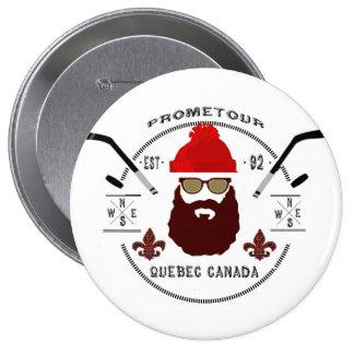 Prometour Quebec Buttons 2015