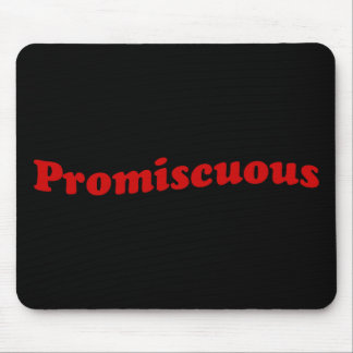 Promiscuous Mouse Pad