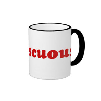 Promiscuous Ringer Coffee Mug