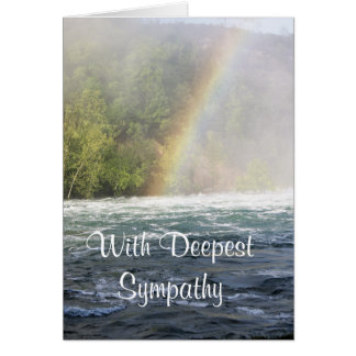Promise below the Dam-customize any occasion Greeting Card