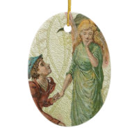 Promise - Courting an Angel Ornaments