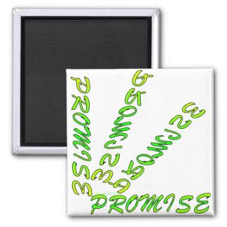 PROMISE I REFRIGERATOR MAGNETS