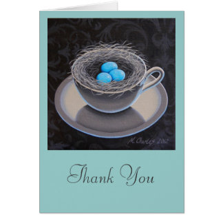 Promise of Spring Thank You Note Card