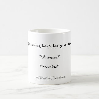 Promise Quote Morphing Mug 11 oz