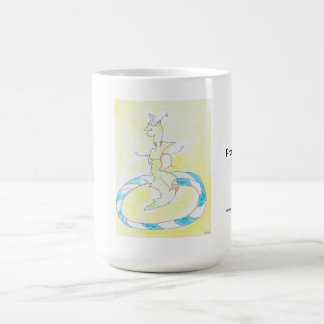 Promise ring coffee mug