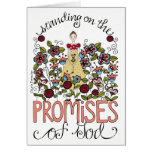 Promises - Greeting Card