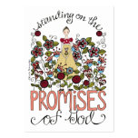 Promises - Inspiration Card Business Card Template