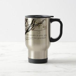 Promises of Jesus - Travel Mug