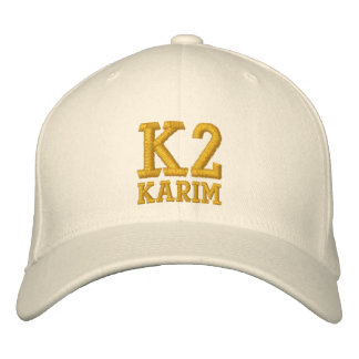 Promo Cap Embroidered Hats