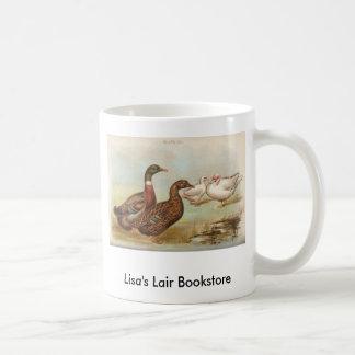 Promo de la librería de los patos de Graham - de Taza