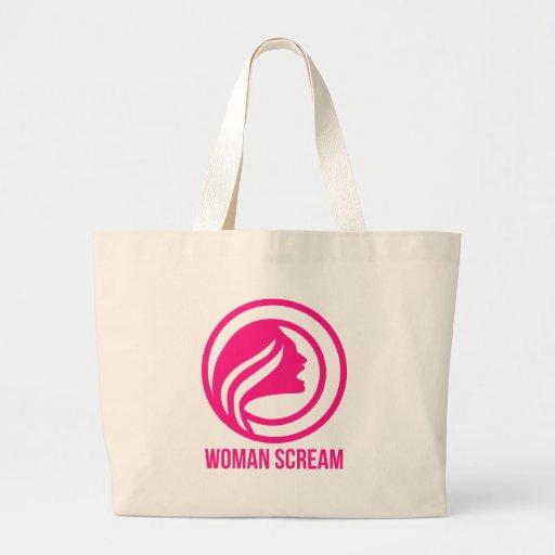 Promo del grito de la mujer bolsa