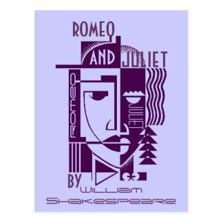 Promo Shakespeare Romeo de la postal y PC del