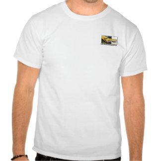 Promo T del informe del camionero Camisetas