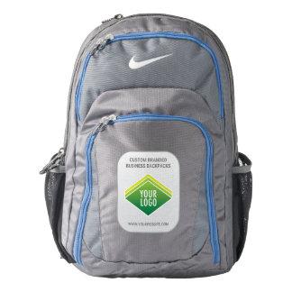 Promoción de encargo del uno mismo del logotipo de mochila