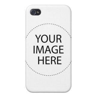 Promoción de QRcode iPhone 4/4S Fundas