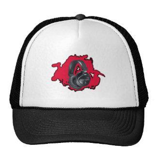 Promoción del artista gorras