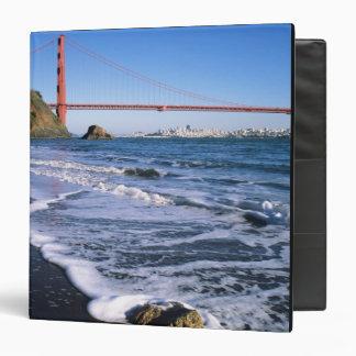 Promontorios de Marin, puente Golden Gate; San