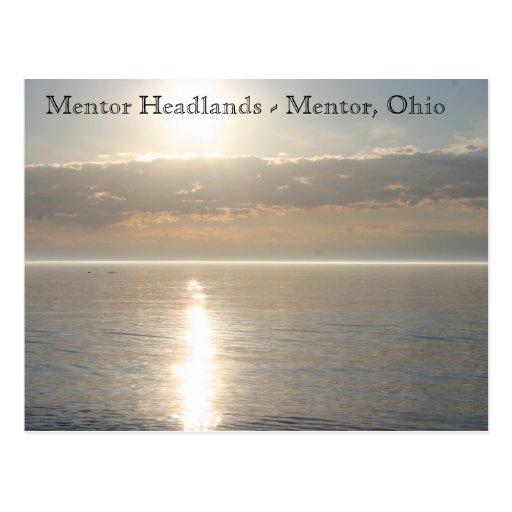 Promontorios del mentor - mentor, Ohio Tarjeta Postal