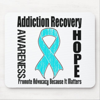 Promote Addiction Recovery Because It Matters Mouse Pads