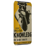 Promote Reading Print iPod Touch Cover