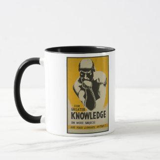 Promote Reading Print Mug