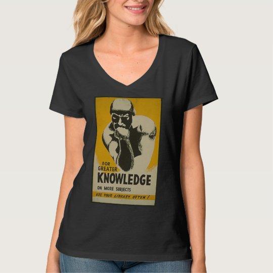 Promote Reading Print T-Shirt