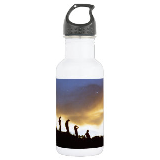 Promote rural tourism stainless steel water bottle