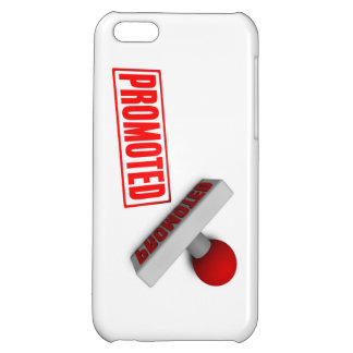 Promoted Stamp or Chop on Paper Concept in 3d Case For iPhone 5C