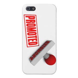 Promoted Stamp or Chop on Paper Concept in 3d Case For iPhone SE/5/5s